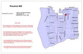Trinity Florida Map by Sarasota County Fl Supervisor Of Elections