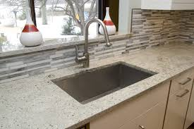 Kitchen Sink Chicago by Chicago Bianco Romano Granite Kitchen Contemporary With And Bath