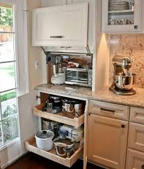 kitchen appliances ideas 42 creative appliances storage ideas for small kitchens this