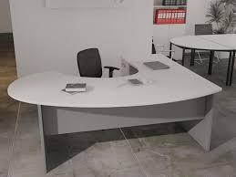 bureau arrondi bureau de direction deskissimo achat vente de bureau de