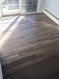 Laminate Floor Refinishing Refinished Red Oak Flooring With Rubio Fumed And Rubio 5 White