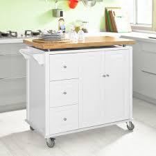 servierwagen küche sobuy neu luxus küchenwagen arbeitsplatte aus hochwertigem bambus