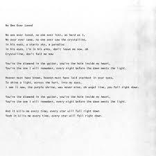 Light In Your Eyes Lyrics Lykke Li U2013 No One Ever Loved Lyrics Genius Lyrics