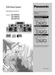 sc vk81d manuals page 6