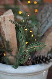 diy deko ideen zu weihnachten den garten gestalten