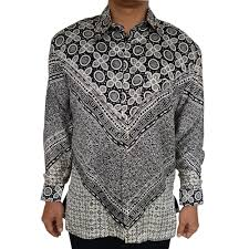 atilia nur bateeq mens batik shirt lazada malaysia