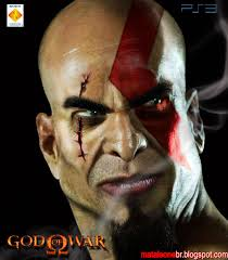 badass god of war collection