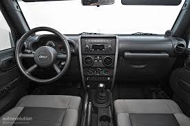 Jeep Wrangler Sport S Interior Jeep Wrangler Review Autoevolution