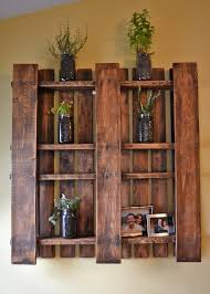 Creative Bookshelf Ideas Diy 33 Diy Pallet Shelves You U0027ll Want To Build To Get More Storage Space