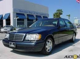 1999 black mercedes 1999 mercedes s class 420 black 99 buy automobile product