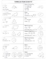Math Review Worksheets Algebra And Geometry Review Worksheets Resume Cover Letter