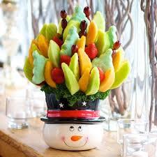 christmas fruit arrangements gift ideas fede