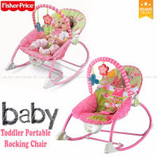Infant Rocking Chair Fisher Price 0306 Infant To Toddler Rocker Pink Lazada Ph