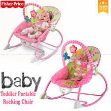Infant Toddler Rocking Chair Fisher Price 0306 Infant To Toddler Rocker Pink Lazada Ph