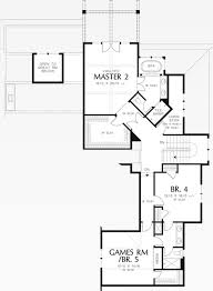 house plans with single story house plans with two masters home deco plans