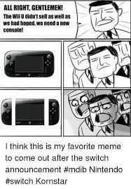 Wii U Meme - all right gentlemen the wii u didn t sell as well as we had hoped