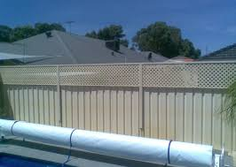 top fence tags temporary fencing lowes metal trellis wood