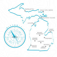 Grand Haven Map Mittentrip Ultimate Michigan Road Trip 12 Cities In 12 Weeks
