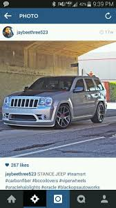srt jeep 2016 white srt8 jeep with 22 viper wheels cars and motorcycles pinterest