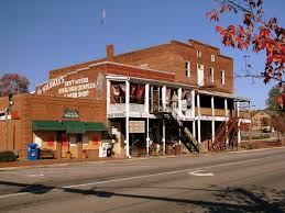 Kennesaw State Map Downtown Kennesaw Ga This Old Row Of Buildings Makes Up T U2026 Flickr