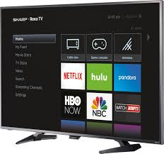how do i connect my home theater to my tv sharp 50