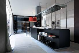 cuisine contemporaine ilot central ilot central design caisson cuisine ikea occasion fresh prix