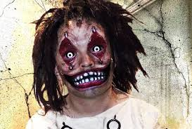 Insane Halloween Makeup by Smiler Makeup Tutorial Youtube