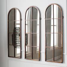 Uttermost Mirrors Free Shipping Uttermost Amiel Arch Metal Mirror 17w X 50h In Hayneedle