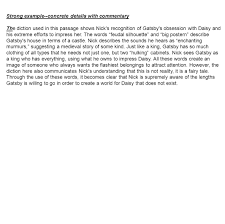 gatsby s house description feedback from the great gatsby style analysis essays thesis