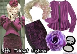 Effie Halloween Costume Throwback Thursday Hunger Games Costumes 3 Collegiate Cook