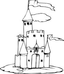 castle island coloring pages free coloring pages