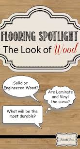 Most Durable Laminate Wood Flooring Options For The Look Of Hardwood Floors Tidbits U0026twine
