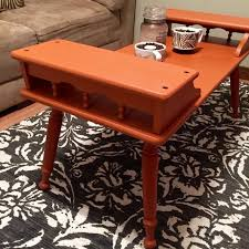 burnt orange coffee table best burnt orange coffee table for sale in sarver pennsylvania for 2018