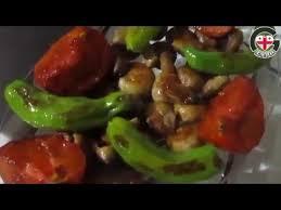qama cuisine ქამა სოკოს მომზადება qama soko