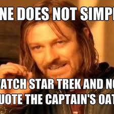 Rebecca Meme Images - captain s oath by theironpatriot meme center
