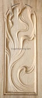 modern wood carving panels modern whispy smoke design detail adam thorpe carved