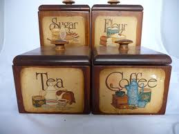 wooden kitchen canisters 305 best canisters stove top range sets images on