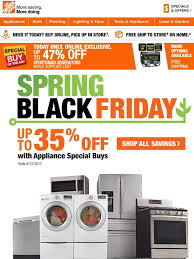 black friday 2017 appliances home depot spring black friday appliance savings are here milled