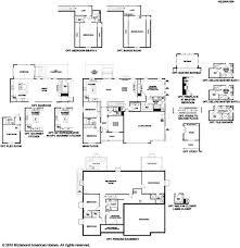 Richmond American Floor Plans Three Forks By Richmond American Homes Diamondhomesrealty