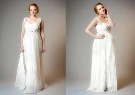 wedding dresses ideas rhinestones centerpiece thin straps
