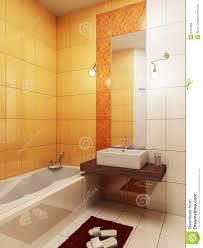 3d Bathroom Floors by 3d Bathroom Rendering Royalty Free Stock Photos Image 2101858