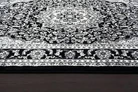 Modern Gray Rug Black And White Modern Rug Fin Soundlab Club