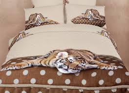 Xl Twin Duvet Covers Bedding Brown Baby Tiger Kids Bedding Twin Xl Or Queen Duvet Cover Set
