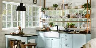 kitchen cabinets shelves ideas 24 unique kitchen storage ideas easy storage solutions for kitchens