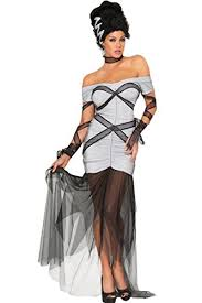 Monster Halloween Costumes 3wishes Frankies Bride Costume Sexiest Monster Halloween