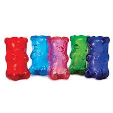 Gummy Bear Decorations Gummy Bear Lights Gummi Bear Lamp Nightlight Uncommongoods