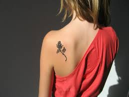 back rose tattoos for women pictures to pin on pinterest tattooskid