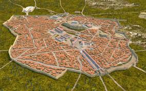 Athens Greece Map by 3d Reconstruction Of Athens In The 2nd Century Ad Maps