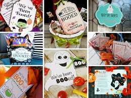 Halloween Boo Poems 13 Free You U0027ve Been Boo U0027ed Printables