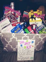 Generic Gift Ideas 25 Diy Gift Baskets For Any Occasion Gift 21st Birthday And
